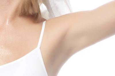 Hårfjerning armhule